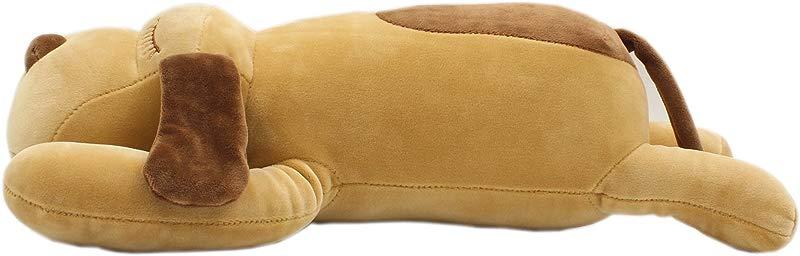 TAGLN Stuffed Animals Dogs Plush Toys Pillows Brown 22 Inch