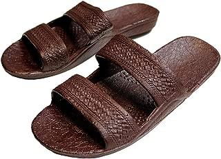 Hawaii AJW Rubber Slide On Sandal Slippers