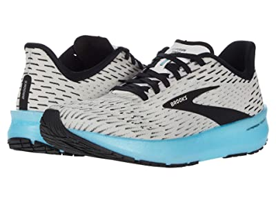 Brooks Hyperion Tempo (White/Black/Iced Aqua) Women