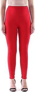 Women's Plus Size Leggings Checkered Plaid with Side Stripes Fashion (1x, 2X, 3X)