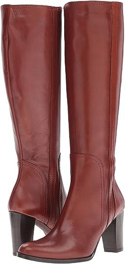 Side Zip Heel Boot 16