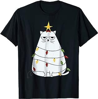 grumpy cat christmas tee shirts