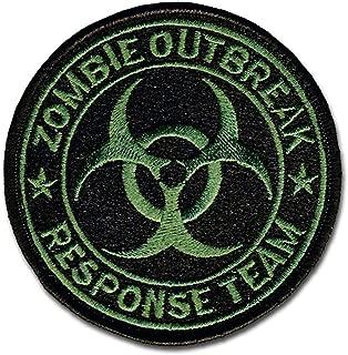 Chrome//Black Pilot Automotive Pilot IP-3143 Zombie Response Team Emblem