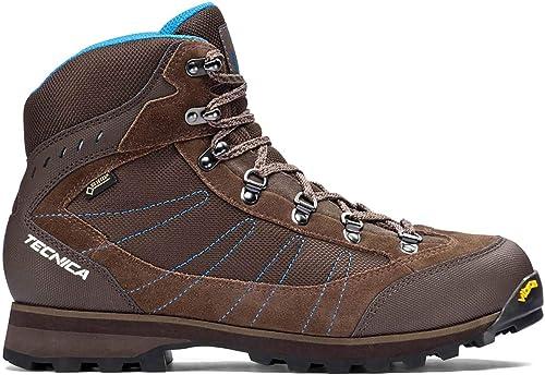Sconosciuto - botas de Senderismo para Hombre marrón Talla  10