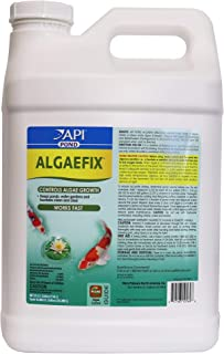 pond care algaefix 2.5 gallon