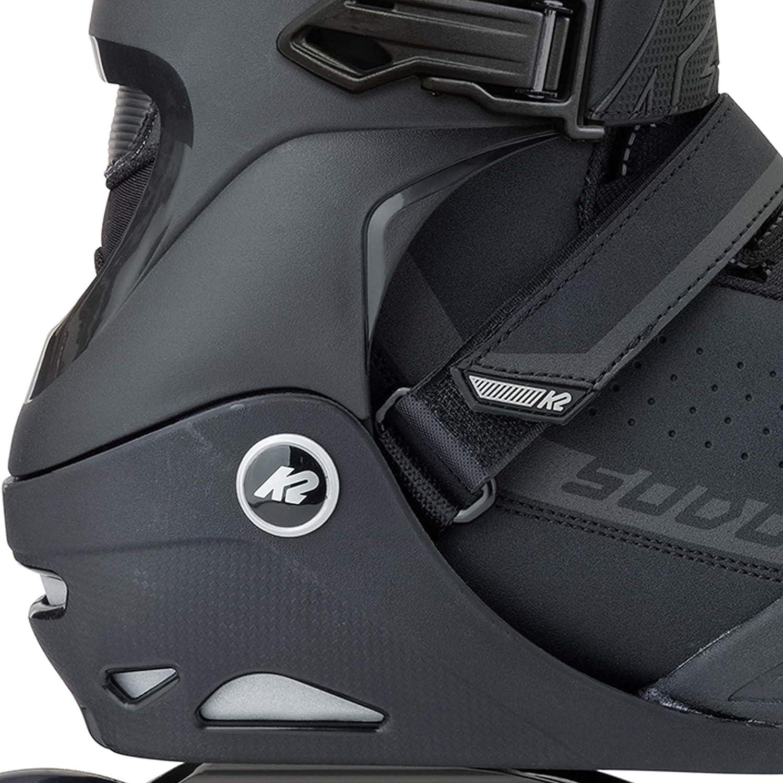 K2 Skate Sodo Inline Skates Size 6 Black//Gray