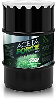 ACETA Force | Industrial Strength 30% Natural Acetic Acid Vinegar for Home & Garden (55 Gallon Drum)