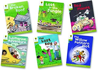 Oxford Reading Tree: Stage 7: Stories: Pack of 6