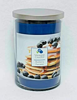 Yankee Candle Large Blueberry Pancakes 2 Wick Tumbler Candle