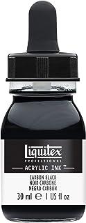 Liquitex Tinta Acrílica Líquida 30 Ml 337 Carbon Black, 4260337