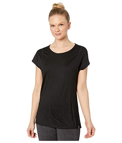 Smartwool Merino Sport 150 Short Sleeve (Black) Women