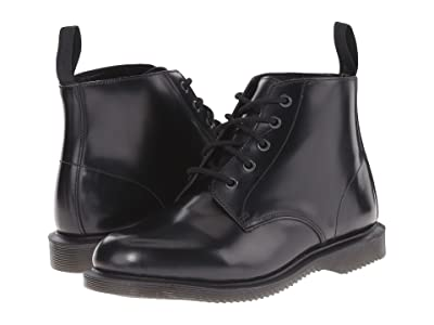 Dr. Martens Emmeline (Black Polished Smooth) Women