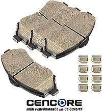 Best 2011 dodge nitro brake pads Reviews