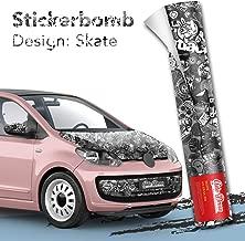 5,6€//m² Auto Folie Glänzend GIFT GRÜN 1500 x 152 cm Klebe Folie selbstklebend