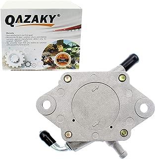 QAZAKY Fuel Pump Replacement for Kawasaki 290FE 350FE Club Car Golf Cart DS Precedent Yamaha G8 G11 G14 G16 G20 G22 4-Cycle Engine 1014523 S5136 FP002 JN6-F4410-00 JN6F441000 JF2-24410-20 JF22441020