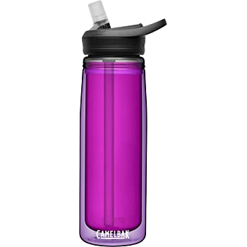 CamelBak Eddy BPA Free Insulated Water Bottle 20 oz