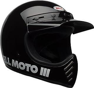 Bell Unisex-Adult Full Face Helmet de la Calle, Negro clásico, Large