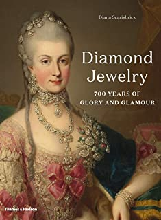 Diamond Jewelry: 700 Years of Glory and Glamour
