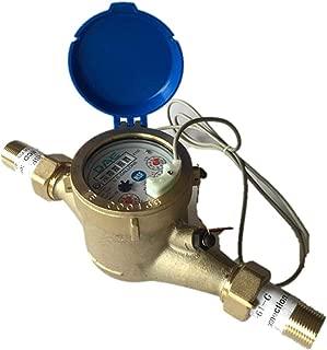 DAE MJ-75 Lead Free Potable Water Meter, 3/4