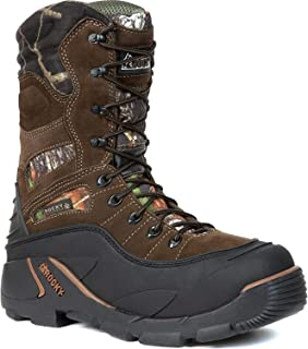 Men's Blizzard Stalker PRO W'proof Insulated Boot-5452 (Men's Whole 9) Brown
