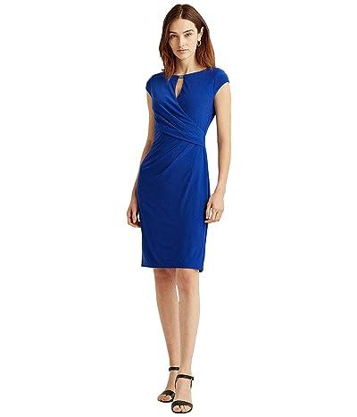LAUREN Ralph Lauren Cap Sleeve Day Dress