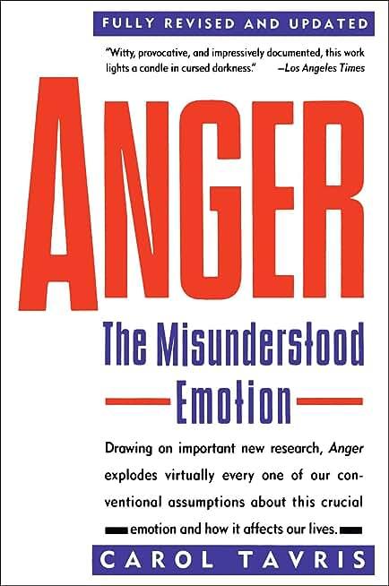 Anger: The Misunderstood Emotion (English Edition)
