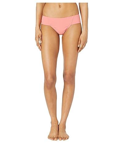 Volcom Simply Rib Cheeky (Reef Pink) Women