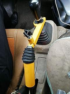 Cerradura del coche bloqueo del freno de mano bloqueo del