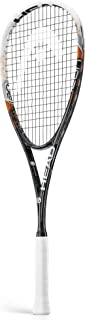 head heavy squash racquet