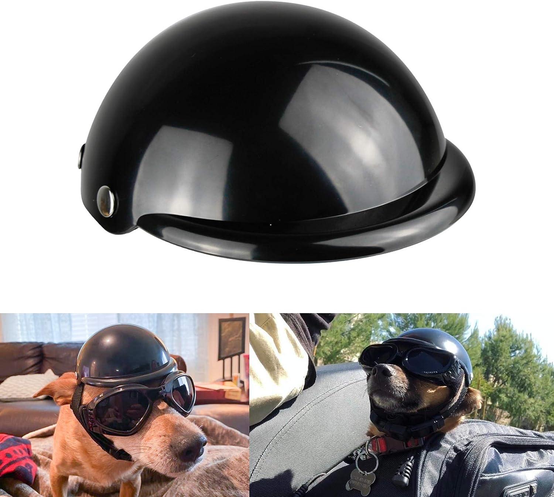 In a popularity Enjoying Pet Helmet Motorcycle Bike Doggie Dog for 5 ☆ very popular