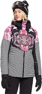 Roxy Womens Frozen Flow - Snow Jacket for Women Erjtj03219