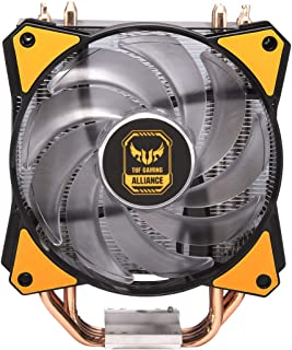 Cooler Master Dissipator Coolmaster MASTERAIR MA410P RGB TUF USB 德文 黑色