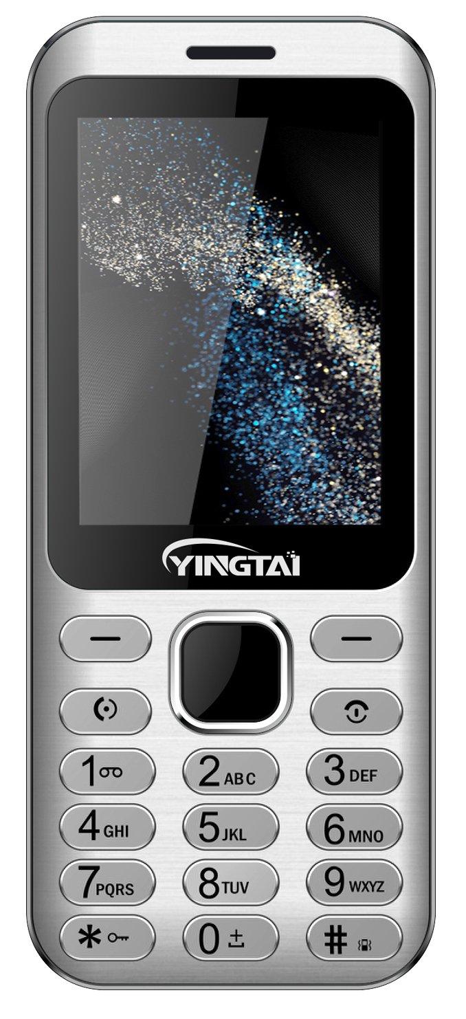 YINGTAI S1 2G Teléfono Móvil para Personas Mayores con Teclas ...
