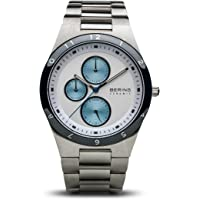 Deals on Bering Ceramic Quartz Movement White Dial Watch