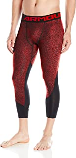 Men's Heatgear Coolswitch Armour 2C Compression 3/4 Leggings