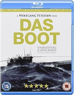 Das Boot (Director's Cut) Blu-ray 1981 Region Free