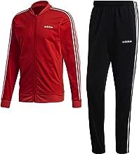 pantaloni tuta uomo rosso adidas