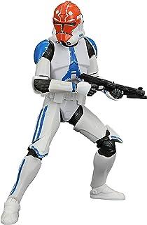 Star Wars The Mandalorian Black Series 332nd Ahsoka's Clone Trooper Exclusive Action Figure
