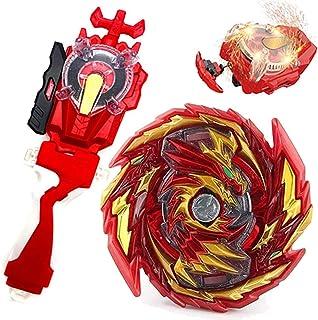 Sparking Launcher Lr String Launcher Grip Starter Set Bey Battle SuperKing GT B-155 Booster Master Diabolos.Gn Bey Burst E...