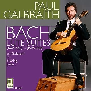 Bach Lute Suites