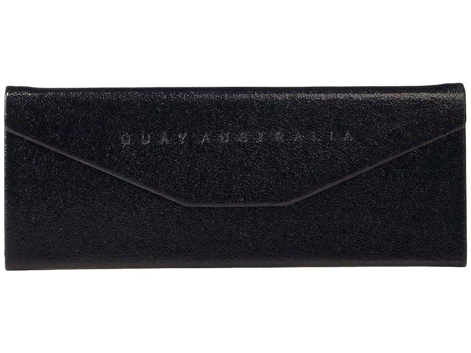 QUAY AUSTRALIA - QUAY AUSTRALIA Embossed Trifold Case