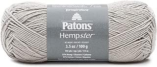 PATONS 24471111001 Hempster Yarn Dove Gray