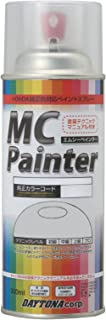 デイトナ バイク用 缶スプレー 300ml MCペインター H16 ホンダ用 カラーコード/R-110 モンツァレッド 68222