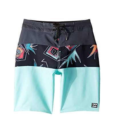 Billabong Kids Tribong Pro Boardshorts (Big Kids) (Foam) Boy