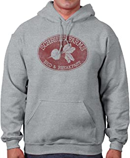 Brisco Brands Bed and Breakfast Funny TV Show Comedy Gift Hoodie