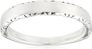 [FREE STYLE] FREE STYLE 侧开式凸轮 金属板银戒指 黑色
