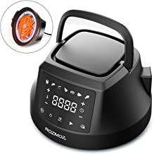 ROZMOZ Air Fryer Lid for Instant Pot 6QT Pressure Cooker, 7 in 1 Crispy Lid for Electric Pressure Cooker, Turn 6QT Pressure Cooker into an Air Fryer, with LED Touchscreen and ETL Safety Protection for Air Frying