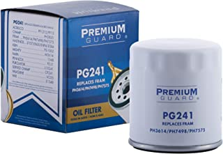 PG Oil Filter PG241| Fits 1956-2020 various models of Ford, Toyota, Mazda, Chrysler, Jeep, Dodge, Volkswagen, Lexus, Saturn, Lincoln, Land Rover, Suzuki, Plymouth, Geo, Chevrolet