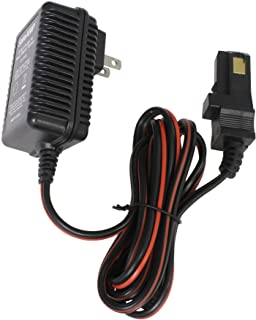 SafeAMP 12-Volt Charger for Power Wheels Gray Battery and Orange Top Battery