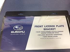 GENUINE OEM Subaru Front License Plate Bracket 2008-2018 Impreza Legacy Forester Outback Sti Wrx Crosstrek
